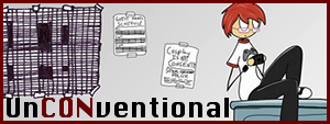 UnCONventional the webcomic