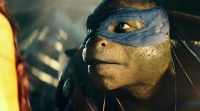 The New Ninja Turtles Trailer Actually Looks Kind of Cool