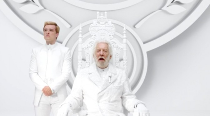 "The First Trailer For ""Hunger Games: Mockingjay Part 1"" Is Here"