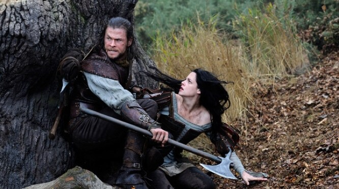 Snow White and the Huntsman getting a sequel… sans Snow White