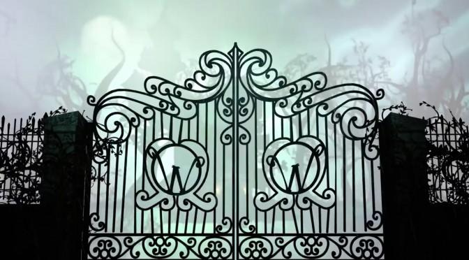 "Neil Gaiman's ""Wayward Manor"" Coming July 15th"