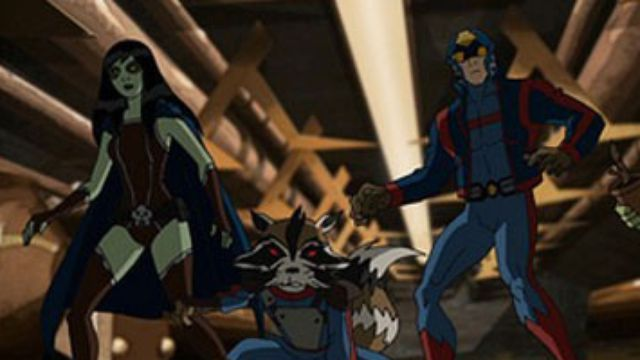 "Marvel Announces ""Guardians of the Galaxy"" Animated Series, Wants to Be Your Favorite Thing Forever"