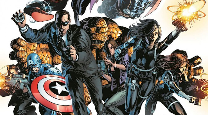 Agents of SHIELD getting their comic book counterparts