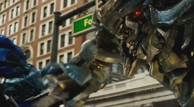 All the Good Parts of Transformers in One 20-Minute Supercut