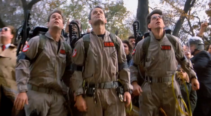 New Trailer For Ghostbusters Theatrical Re-Release