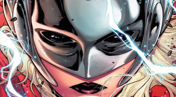 Marvel Unveils a Woman Thor, Details Scarce