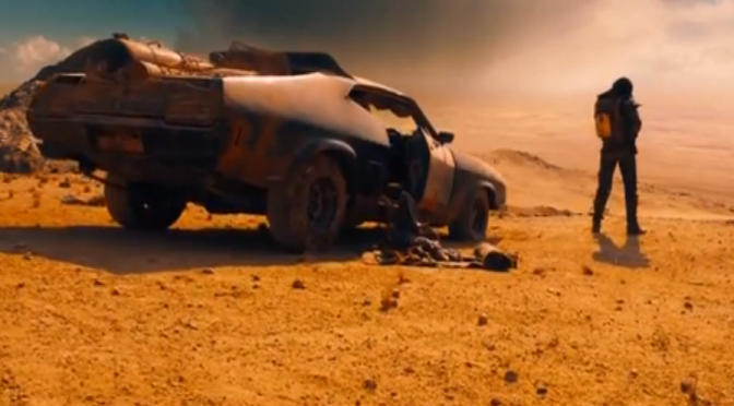 """Mad Max: Fury Road"" Trailer Looks Surprisingly Not Bad"