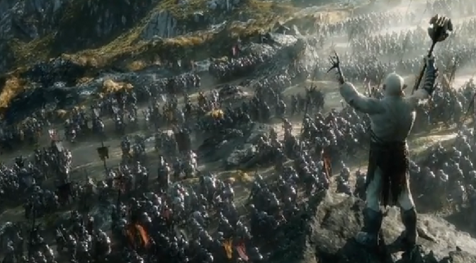 'The Hobbit: The Battle of the Five Armies' trailer just as cool as you thought it would be