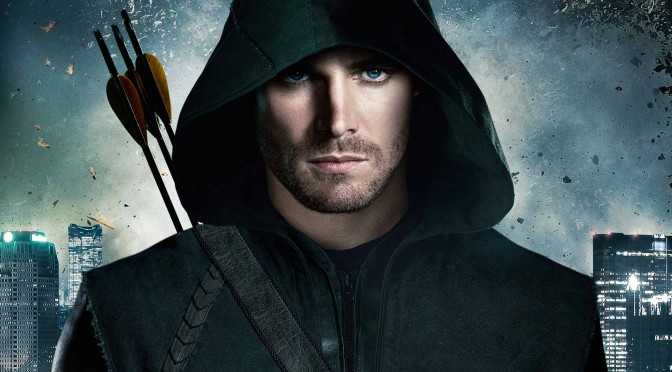 "Producers of CW's ""Arrow"" To Write Green Arrow Comics"