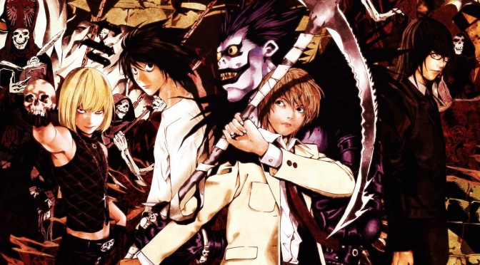 Live Action Death Note Gets a (Good) Director
