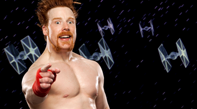 New Dumb Star Wars Rumor: Wrestler 'Sheamus' To Play Darth Vader