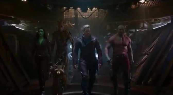 New Guardians of the Galaxy Extended Trailer? Yes Please.
