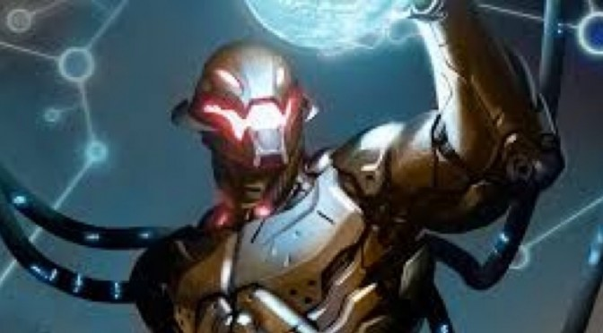 Entertainment Weekly Reveals the Face of Ultron
