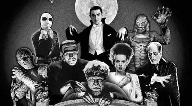 "Universal creating ""Cinematic Universe"" for Monster Movies, because that's totally what we needed."