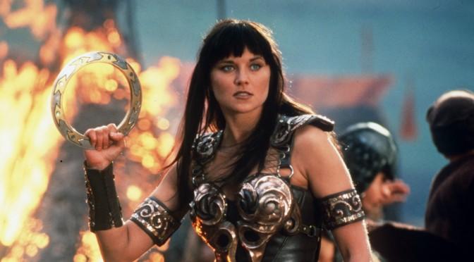 Lucy Lawless Cast In Agents of SHIELD