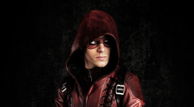First Look at Roy Harper's Arsenal Costume for 'Arrow'