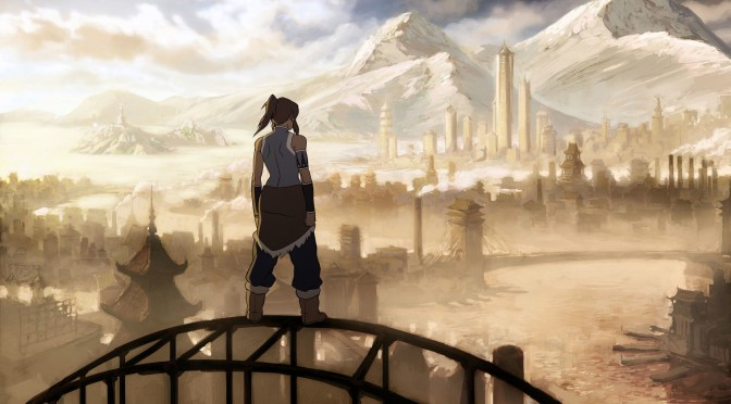 Nickelodeon yanks Legend of Korra from schedule, show is going online only