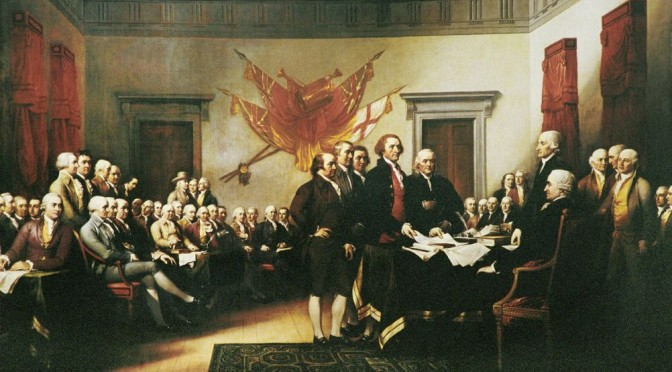 Five Weird Things You Probably Don't Know About The Founding Fathers