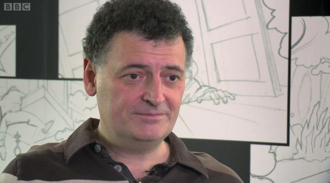 Moffat Ponders History of the Doctor's Species in Canon, Fans Freak Out