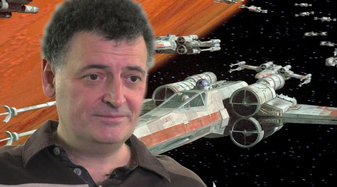 Steven Moffat + Star Wars = My Favorite Rumor Ever