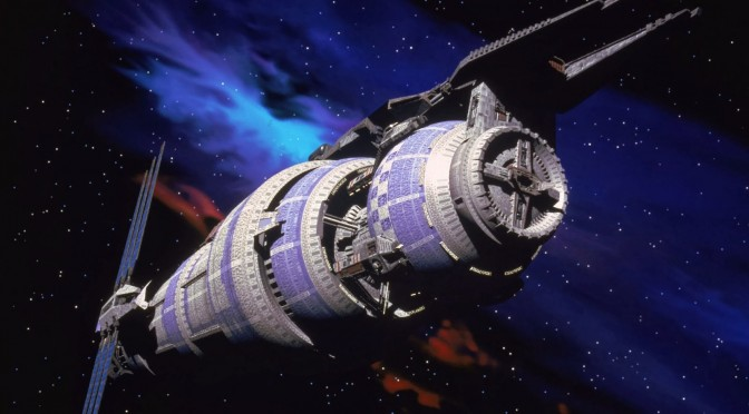J. Michael Straczysnki Planning Babylon 5 Reboot