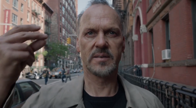 New 'Birdman' Trailer Makes The Film Look Really Weird, But Really Awesome