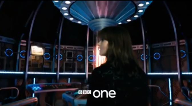 New Trailer for Doctor Who Series 8 Opener