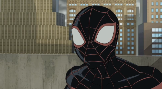 Donald Glover Is Finally Spider-Man… Sort Of
