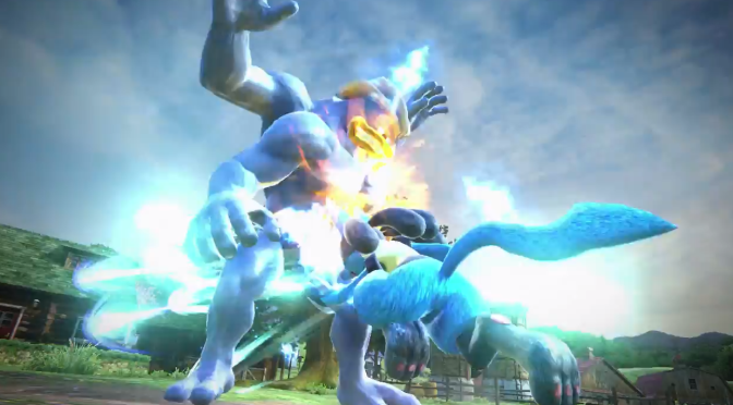 """Pokken Tournament"" Coming To Japanese Arcades, Taunts Us By Looking Awesome"
