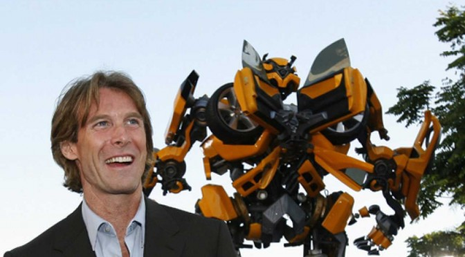 Bay Says He Won't Direct the Next 'Transformers' Film… again