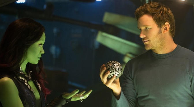 'Guardians of the Galaxy' Has Massive, Record Breaking Opening