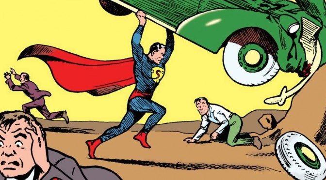 Got a Couple Million? Here's Your Chance to Buy Action Comics #1
