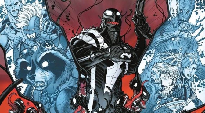Guardians of the Galaxy #21 will reveal the Venom symbiote's full origin