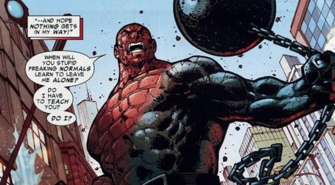 Brian Patrick Wade to play The Absorbing Man in Agents of SHIELD
