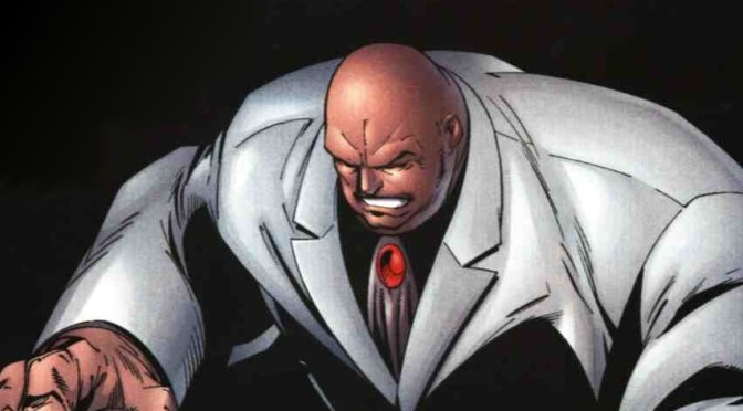 Vincent D'Onofrio on playing Kingpin