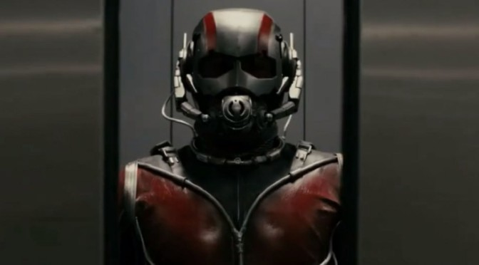 Filming for Ant-Man Starts