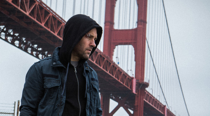 """First Official Image of Paul Rudd in a Hoodie– um, I mean """"as Scott Lang"""""""