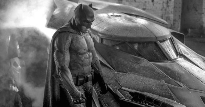Matt Reeves Has Tossed Out Ben Affleck's Script For 'The Batman'
