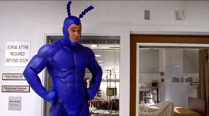 Amazon Finally Orders Pilot for 'The Tick,' Sadly Without Warburton