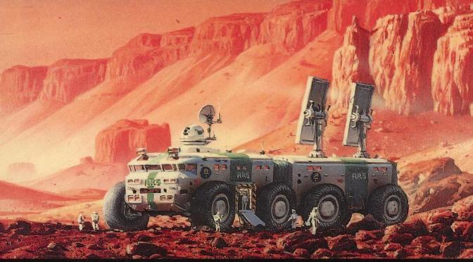 SpikeTV Greenlights 'Red Mars' TV Series