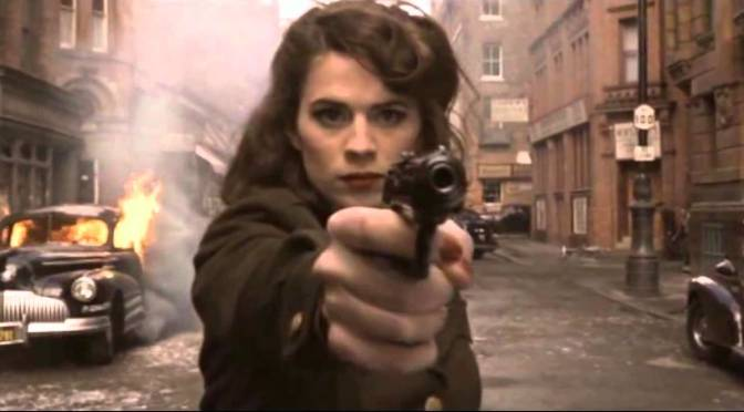 Hayley Atwell to Guest Star in Agents of SHIELD Season 2 Premiere
