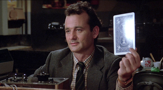 Bill Murray's Cool With All Women Ghostbusters Reboot, Has Cast Suggestions