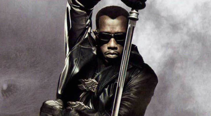 Wesley Snipes to star in Blade 4? Not buying it.