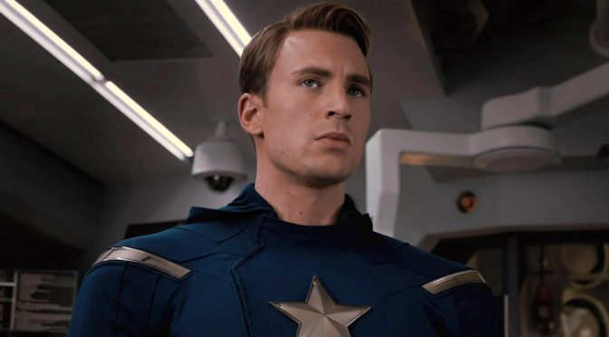Chris Evans Says He's Staying Captain America