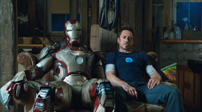 No Current Plans For Iron Man 4