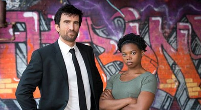 "First look at PSN's ""Powers"" Adaptation"