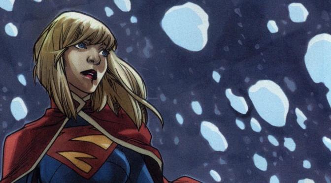Supergirl TV Series in Development