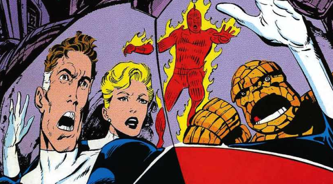 "Are you ready for a ""Gritty"" Fantastic Four Movie? I'm Not."
