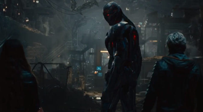 "The Two Best ""Age of Ultron"" Trailer Mashups"