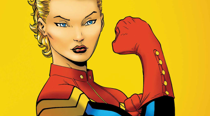 'Captain Marvel' Gets a New Screenwriter
